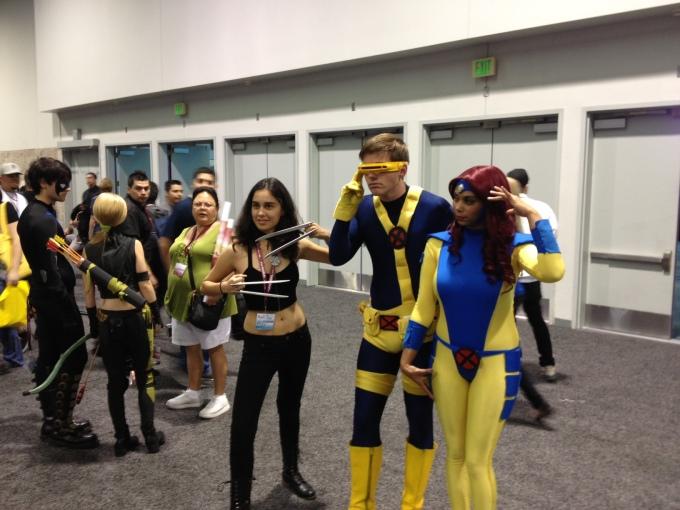 X-MEN. Get the Muties.