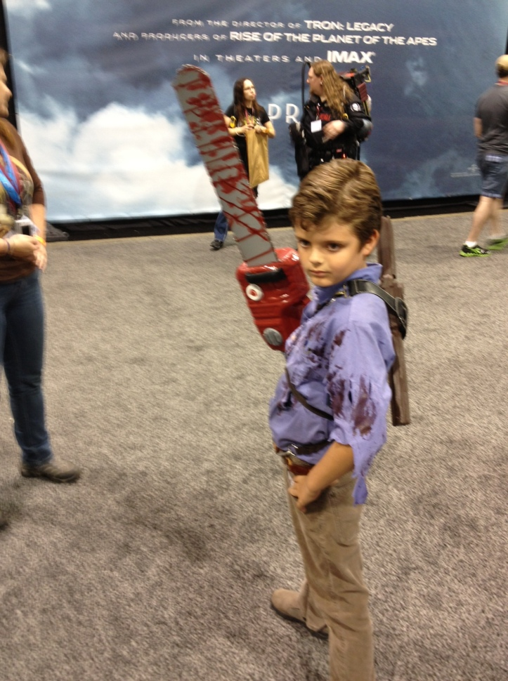 Little dude wins everything.