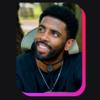 What Would You Ask Kyrie Irving on Cameo?- by Dustin Brewer