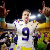 Joe Burrow Goes #1 to the Cincinnati Bengals - by Dustin Brewer